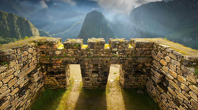 Travel with Gregg Braden to Machu Picchu, Peru