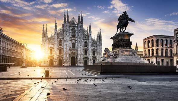 Gregg Braden in Milan Italy