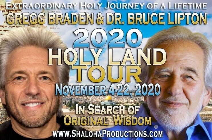 2020 Holy Land Tour – Nov 4, 2020