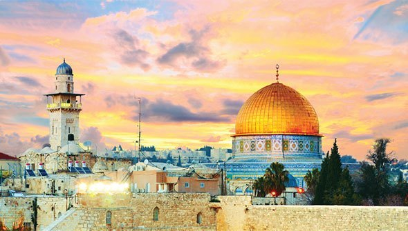 Holy Land Tour with Gregg Braden and Dr. Bruce Lipton – In Search of Original Wisdom