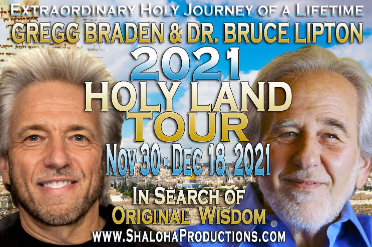 2020 Holy Land Tour – Nov 30, 2021