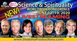 ONLINE! – Science & Spirituality Worldwide Conference